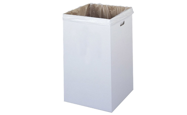disposable garbage container