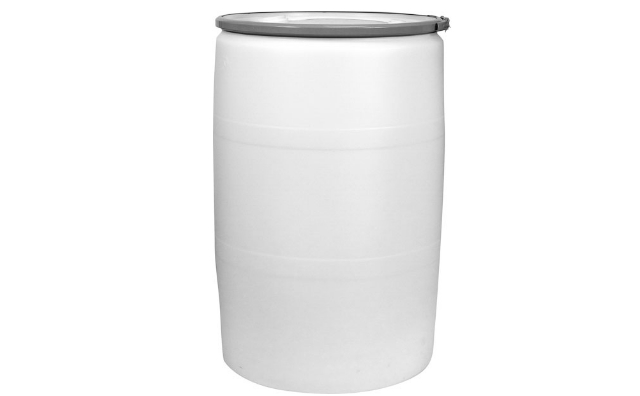 50 gallon white water barrel