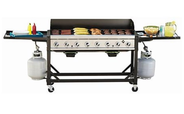 5 ft. propane grill