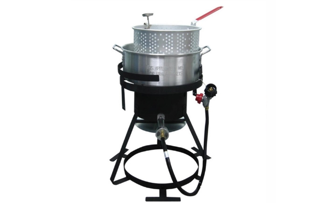 fish and wing fryer