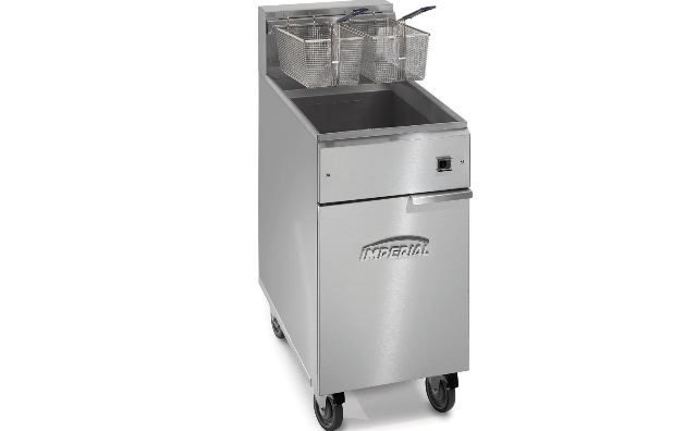 40 lb. Imperial Propane Deep Fryer