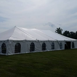 40 ft. x 80 ft. classic pole tent