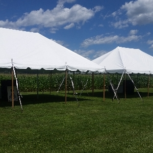 Gallery Skyline Tent Event Rental