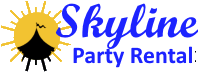 Skyline Tent and Event Rental logo