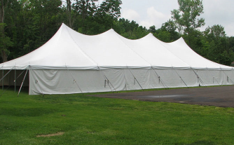 Solid Tent Walls