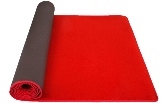Red Carpet Isle Runner (4 ft. x 25 ft.)