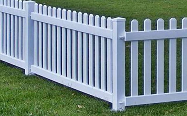 White Picket Fencing (8 ft.)